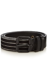 Haider Ackermann Otoro Striped Belt