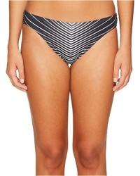 Vince Camuto Miter Stripes Classic Bikini Bottom Swimwear