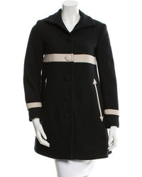 Rag & Bone Wool Knee Length Coat