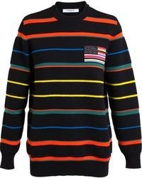 Givenchy Striped Jumper