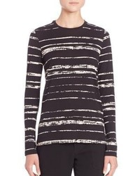 Vince Shadow Stripe Sweater