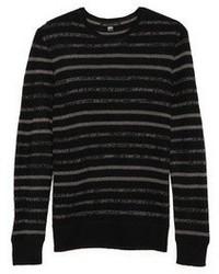 Star usa striped crew neck sweater medium 58465
