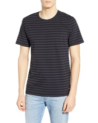 Hurley Harvey Dri Fit Stripe T Shirt