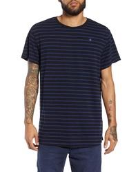 G-Star RAW On Stripe T Shirt