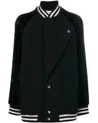 Lanvin Oversized Varsity Jacket