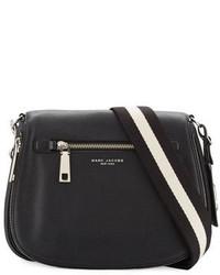 Marc Jacobs Gotham Leather Saddle Bag