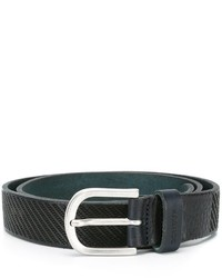 Dondup Striped Belt