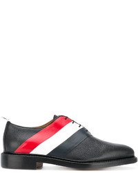 Thom Browne Diagonal Stripe Derby Shoes
