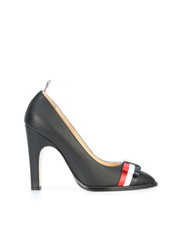 Thom Browne Signature Bow Pumps