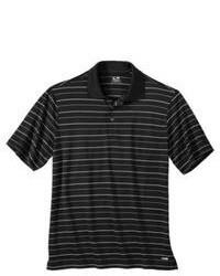 Hansae Fashion Worldwide C9 By Champion Striped Golf Polo Black Xxl