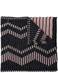M Missoni Striped Scarf