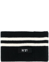 No.21 No21 Stripe Scarf