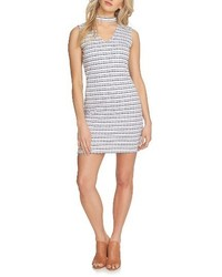 1 STATE 1state Stripe Body Con Dress