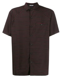 Lanvin Striped Shortsleeved Shirt