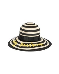 kate spade new york Hey Sunshine Straw Sun Hat