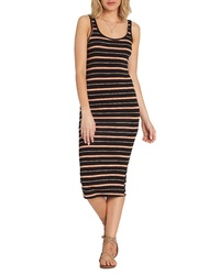Billabong Share Joy Body Con Midi Dress