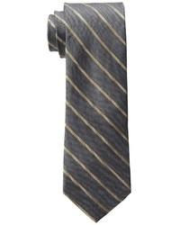 Calvin Klein Glimmer Bar Stripe Ties