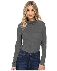 Adlie turtleneck striped bodysuit medium 3666513
