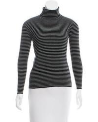 Striped wool top medium 3666516