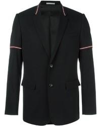 Christian Dior Dior Homme Striped Trim Blazer