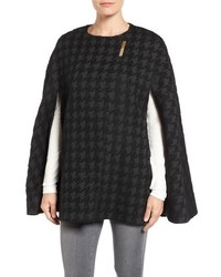 Ted Baker Houndstooth Cape