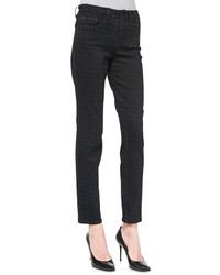 Alina houndstooth leggings petite medium 116328