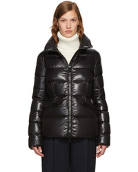 Moncler Black Down Dan Jacket