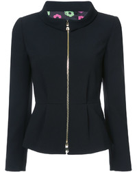 Moschino Boutique Front Zipped Jacket