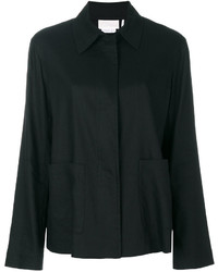 DKNY Classic Draped Fitted Jacket
