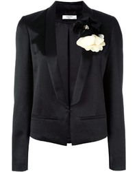 Lanvin Cropped Fitted Jacket
