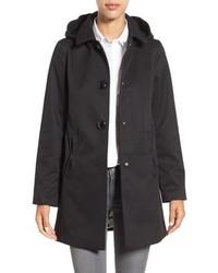Kate Spade New York Water Resistant Mac Jacket