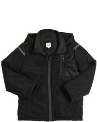 HUGO BOSS Nylon Fleece Ski Jacket