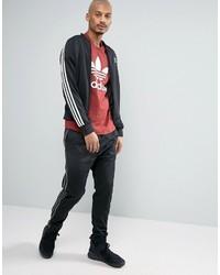 10e53c785838 ... adidas Originals Superstar Track Jacket In Black Bk5921