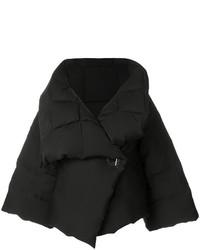 Salvatore Ferragamo Padded Cropped Jacket