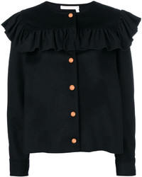 See by Chloe See By Chlo Frilled Jacket