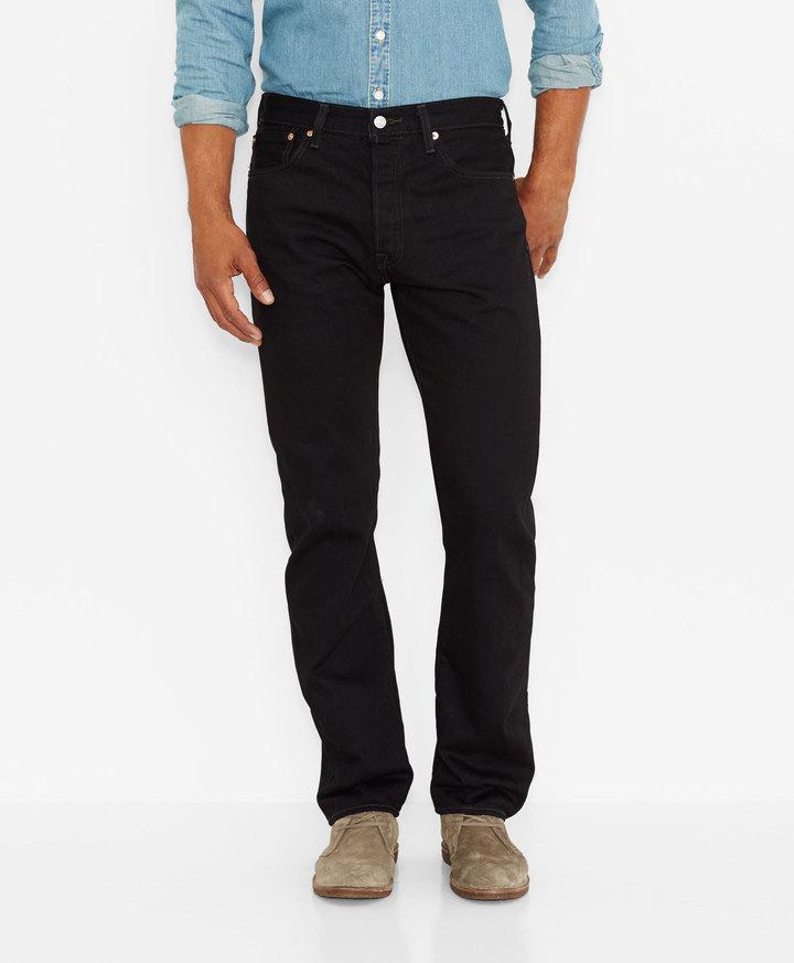 5e774c320e4 ... Black Jeans Levi s 501 Original Fit Jeans ...