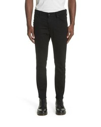 DSQUARED2 Black Bull Skater Jeans