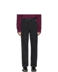 Nanushka Black Cesar Jeans