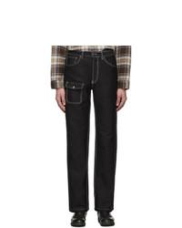 Phipps Black Civilian Jeans