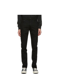 Rag and Bone Black Fit 2 Jeans