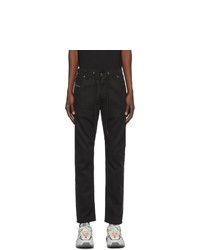 Diesel Black Krooley Jeans