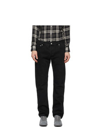 Officine Generale Black Kurt Jeans