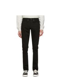 Frame Black Lhomme Slim Jeans