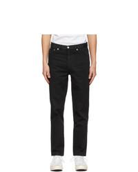 A.P.C. Black Martin Jeans
