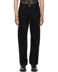 Our Legacy Black Second Cut Jeans