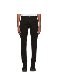 Moncler Black Slim Fit Jeans