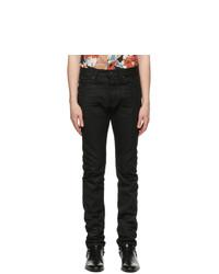 Saint Laurent Black Slim Fit Jeans