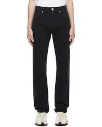 Lanvin Black Slim Jeans
