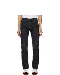Loewe Black Tapered Jeans