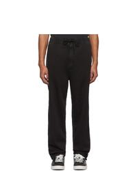 Diesel Black Toller Jogg Jeans